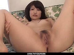 Amateur sex at home with sweet Saki Kobashi on a big dick - More at 69avs.com uploaded 2 months ago by yopopu