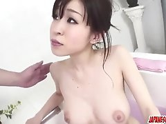 Busty milf, Miina Kanno, insane home porn - More at Japanesemamas.com uploaded 9 months ago by yopopu