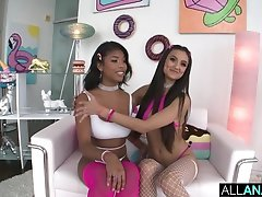 ALL ANAL Nia and Eliza's naughty anal threesome uploaded 1 year ago by yopopu