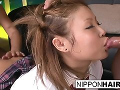 Asian schoolgirl gets her hairy pussy shaved added 1 year ago by yopopu