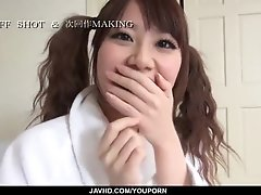 Chisa Hoshino treats a stiff dick with proper lust - More at javhd.net uploaded 8 months ago by yopopu
