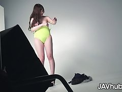 JAVHUB Kirari Suzumori gets fucked at her photoshoot uploaded 9 months ago by yopopu