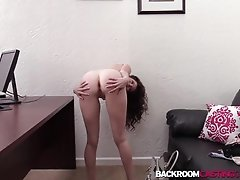 Beautiful newbie Jasmine interviewed before anal creampie uploaded 1 year ago by yopopu