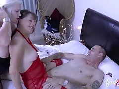 AgedLove Lacey & Pandora big boobs have fun with big dick uploaded 8 months ago by yopopu