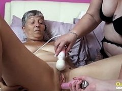OmaHoteL Extra Hairy Granny Seductive Striptease uploaded 1 year ago by priho