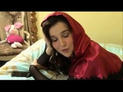 Pretty russian blode in stockings JOI jerk off instruction uploaded 54 days ago by priho